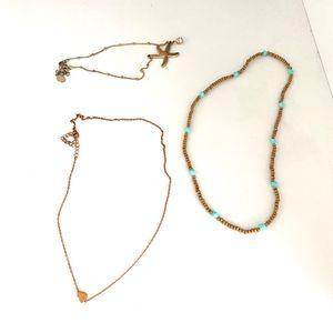 Lot of bracelet and necklace